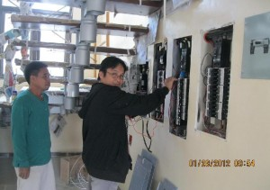 Philippines electrical contractor