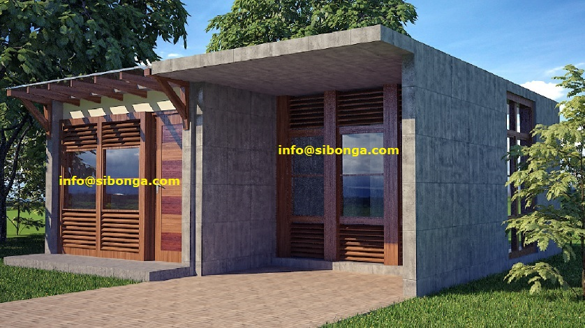 Container house in the philippines for autos post for Cheap house plans for sale