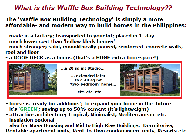 Expandable Housing Philippines Philippine Construction