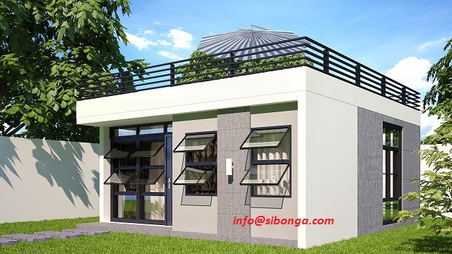 Philippines another roof deck a bigger home philippine for Roof deck design