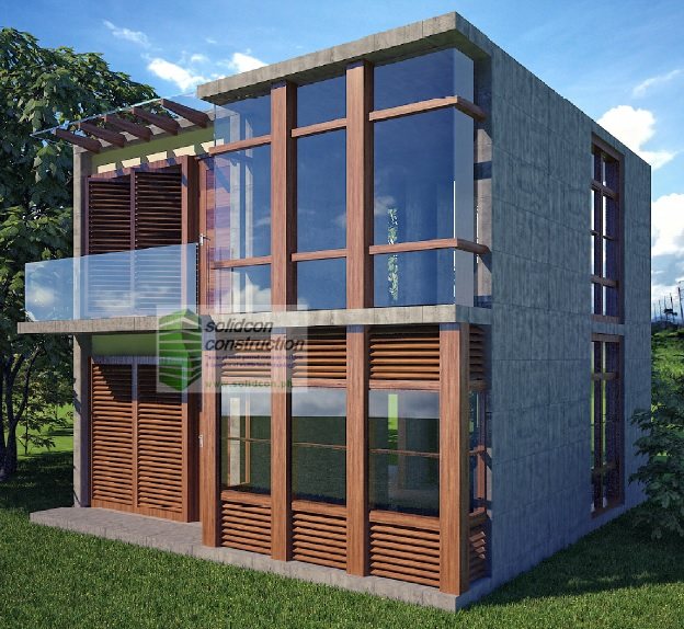 Philippines can affordable houses look this good for Affordable house design philippines