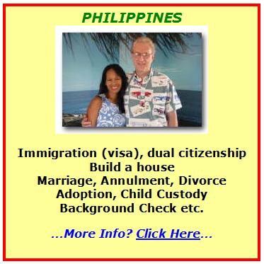 how to divorce my wife from the Philippines