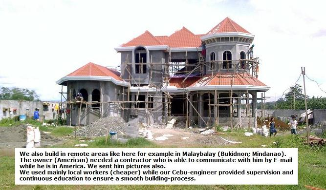 house contractor Philippine construction